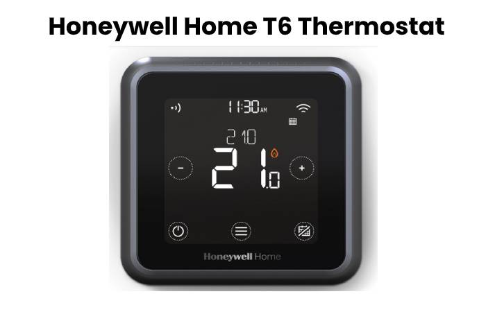 Honeywell Home T6 Thermostat