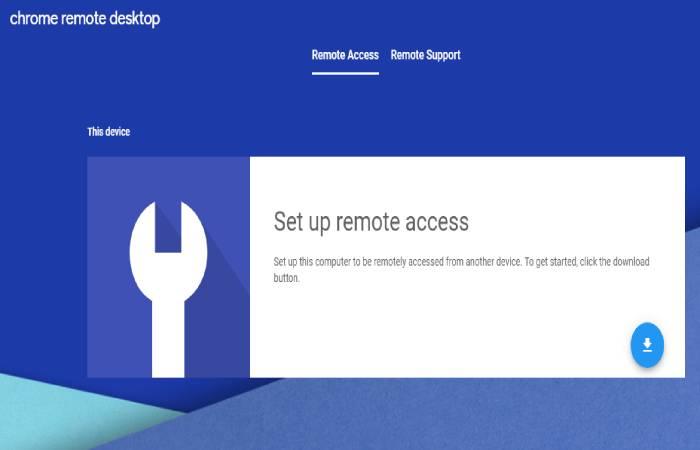 Chrome Remote Desktop (1)