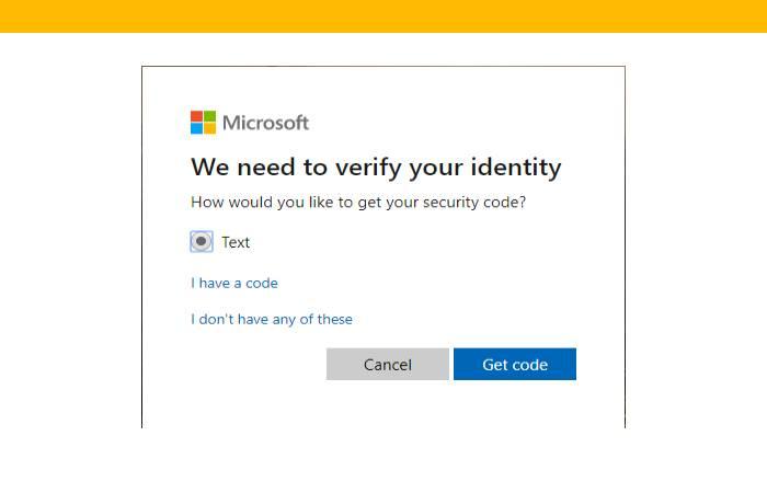Reset Xbox Password Using PC / Smartphone