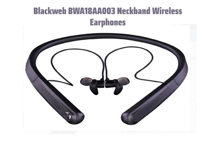 BWA18AA003 Neckband Wireless Earbuds