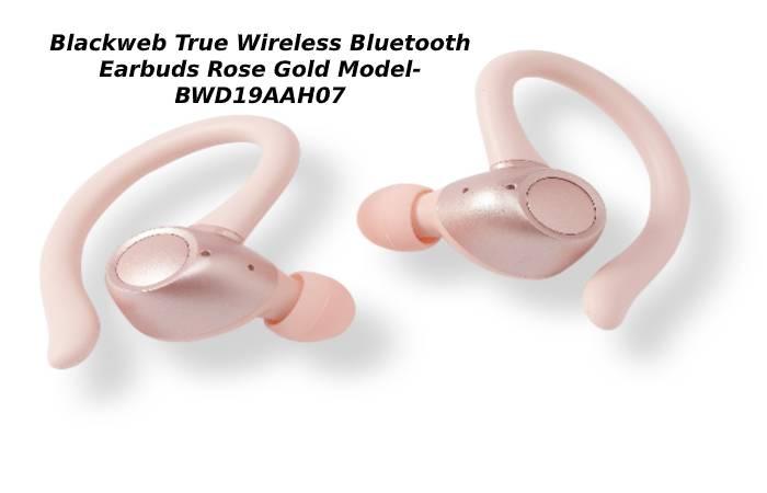 Blackweb Wireless Earphones