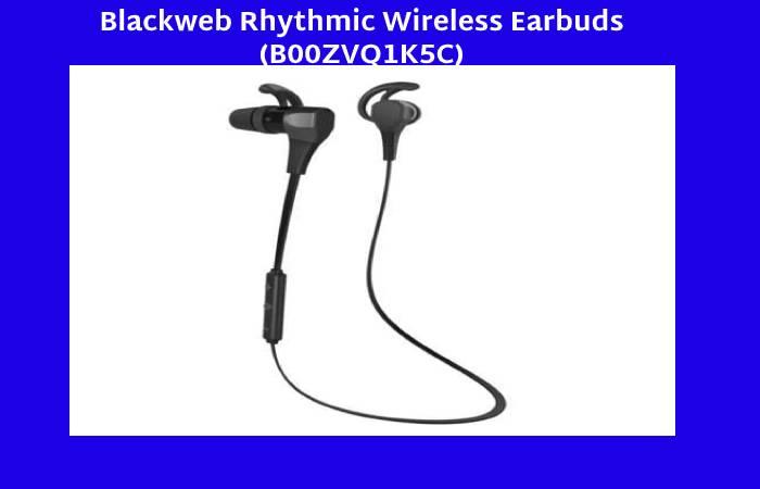 Rhythmic Wireless Earphones (B00ZVQ1K5C)