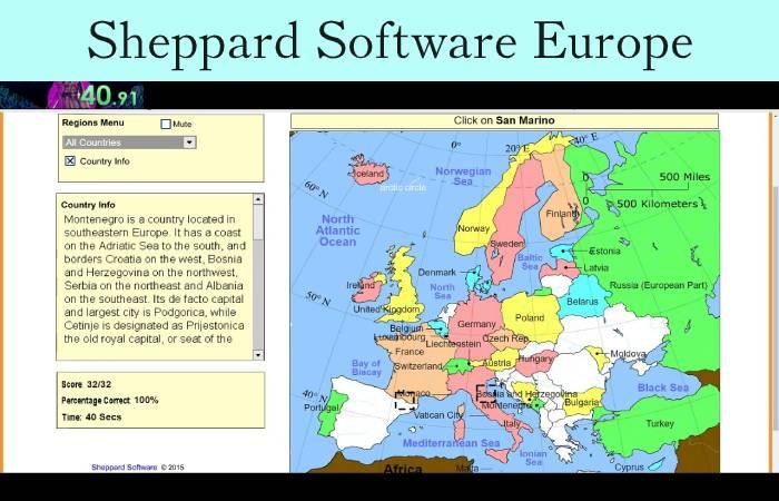 Sheppard Software Europe
